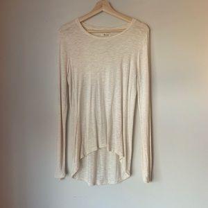 Madewell long-sleeve tee shirt